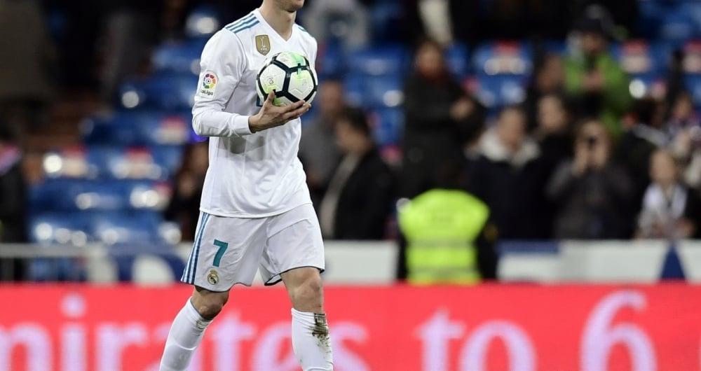Cristiano Ronaldo brilhou na vit�ria do Real