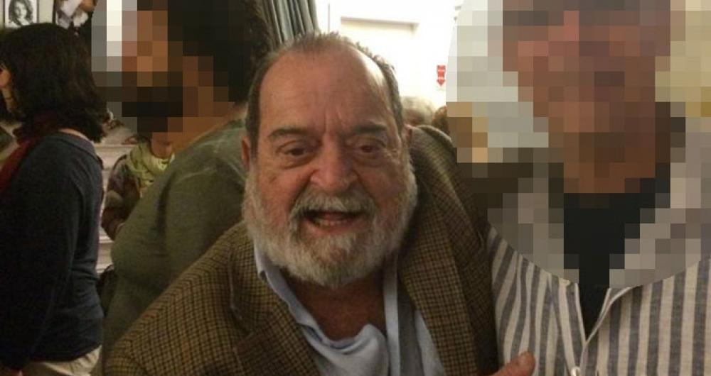 O dono do Bar Bip-Bip, popularmente conhecido como Alfredinho, de 74 anos