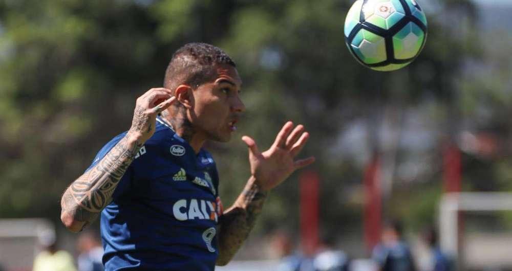 Carioca: Titulares do Flamengo reforçam preparação física após eliminação na Taça Rio
