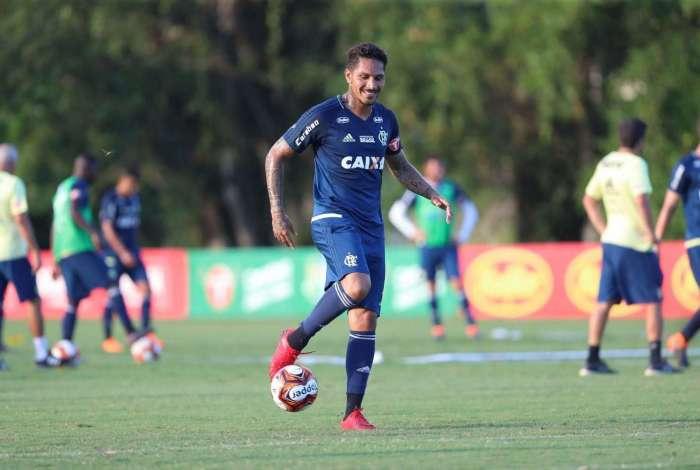 Internacional pode ter desfalque de peso contra o Flamengo