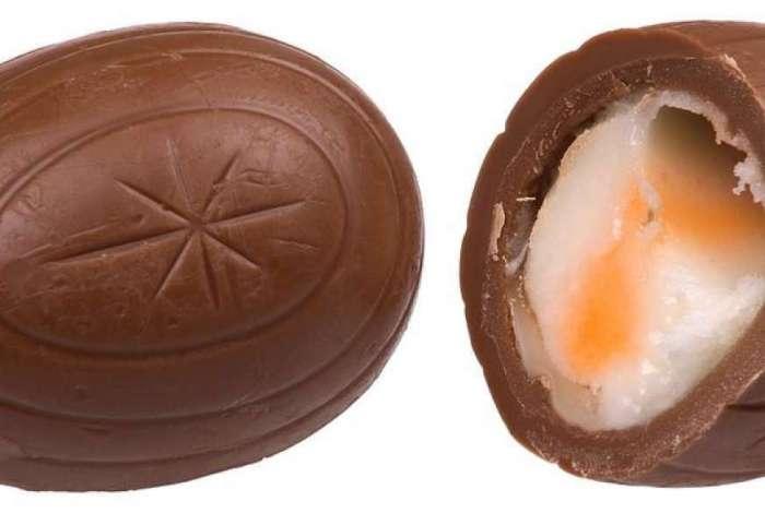 Promoção de ovos de Páscoa