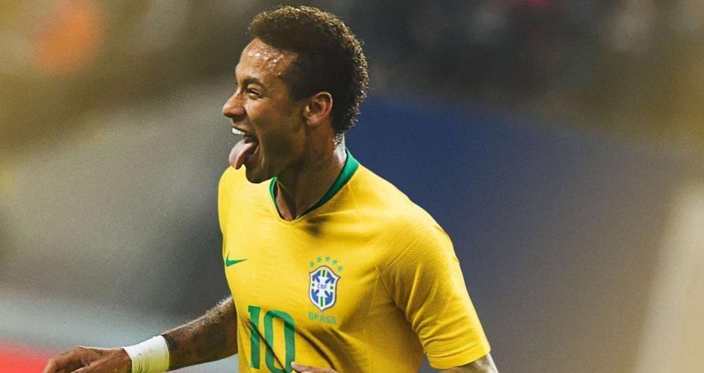 CBF lança uniforme da seleção brasileira para a Copa do Mundo ... de97b6b8fd3c7