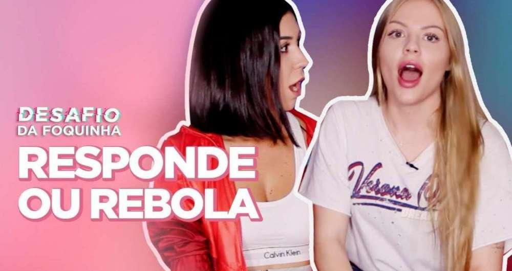 Luísa Sonza e Foquinha