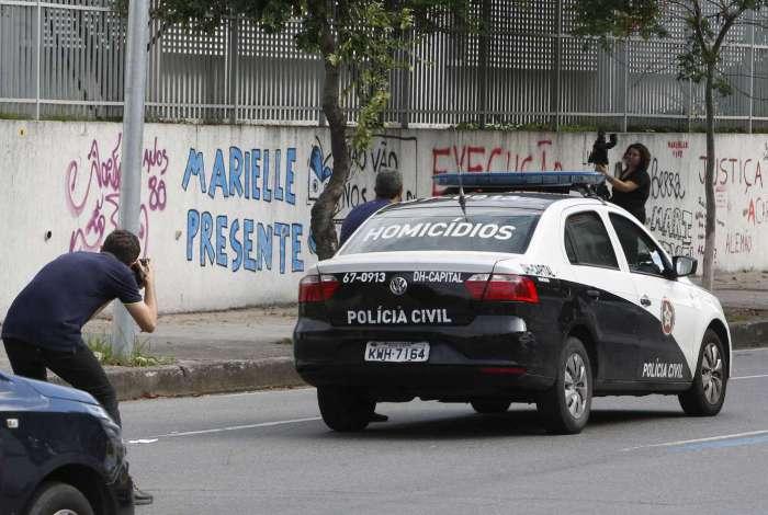Delegacia de Homicídios fará reprodução simulada do caso Marielle Franco nesta quinta-feira