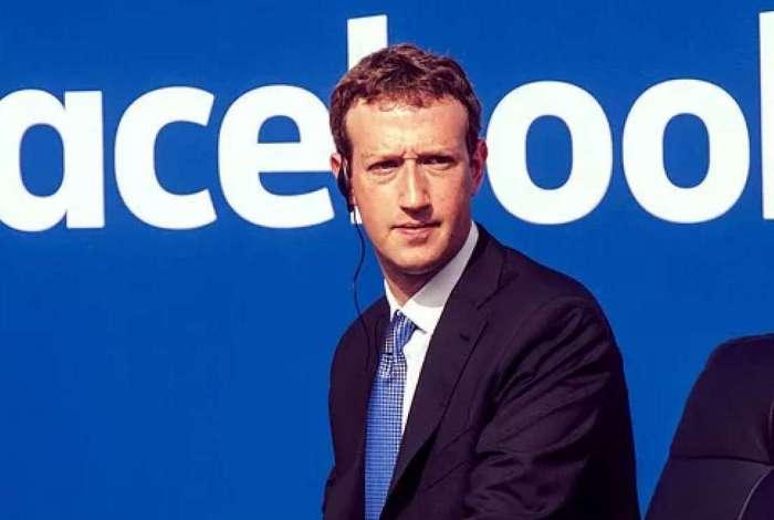 Mark Zuckerberg é o dono do Facebook