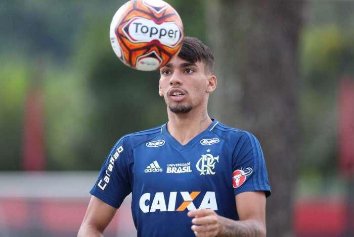 Paquetá é um dos destaques do Flamengo