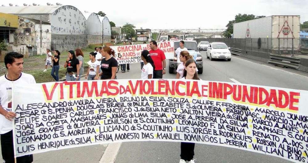 Evento vai relembrar os 13 anos dos assassinatos. Caminhada ter� concentra��o na Via Dutra, em Nova Igua�u