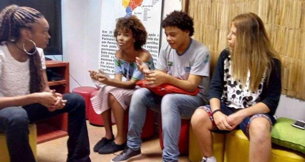Encontros acontecem na Casa de Cultura de Nova Igua�u