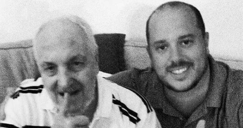 Gagayu Dieckmann posta homenagem para o avô