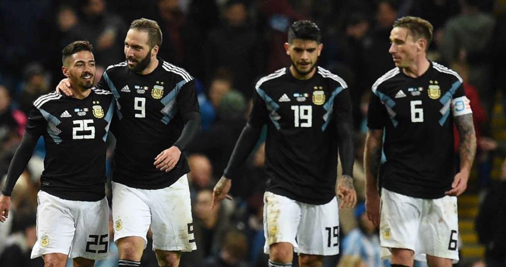 8f6f1a5119 Argentina derrotou a It lia por 2 a 0