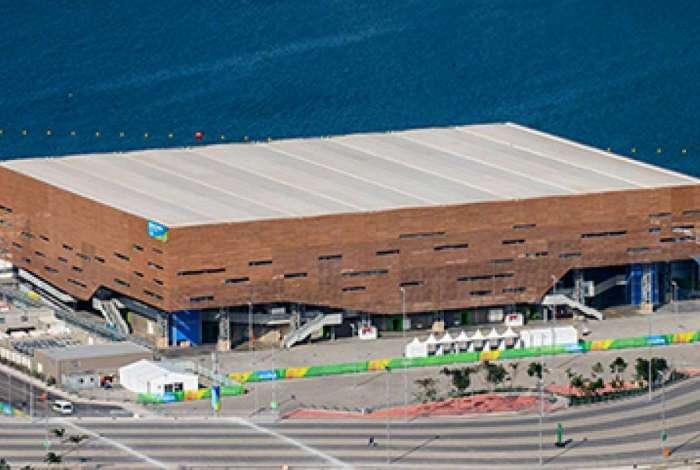 Toda a estrutura da Arena do Futuro será levada para as obras em Caxias