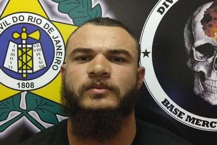 Suspeito de matar o ex-cunhado é preso