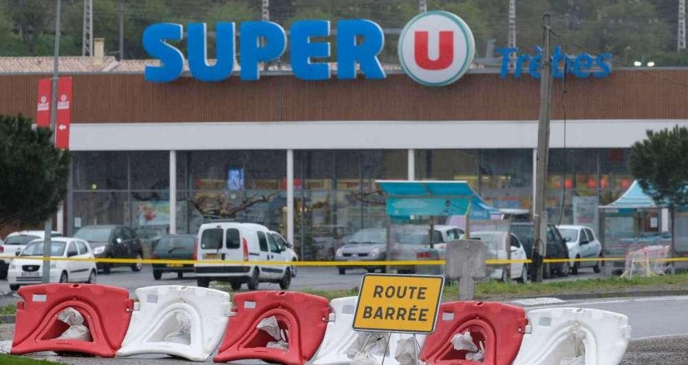 Pelo menos um morto no sequestro num supermercado do sul de França