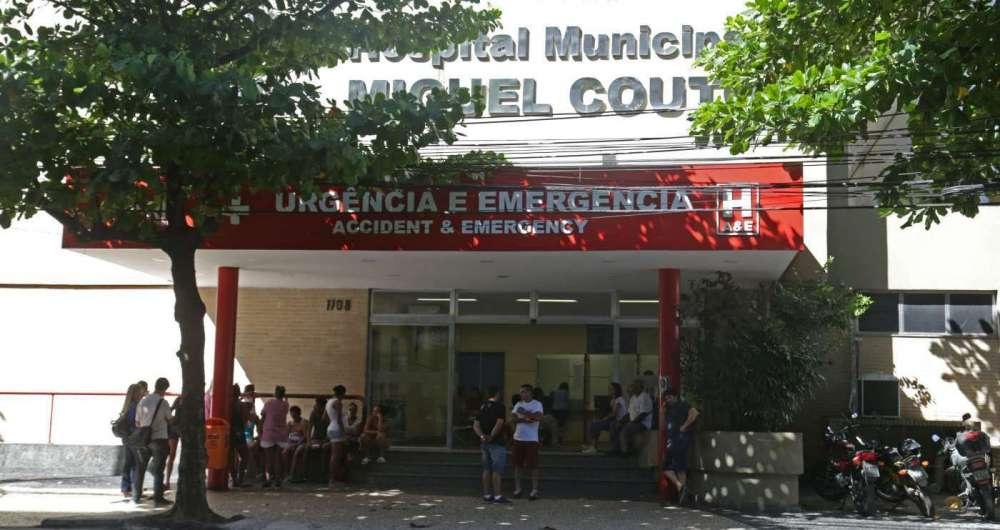 Os baleados foram levados para o Miguel Couto, mas não resistiram