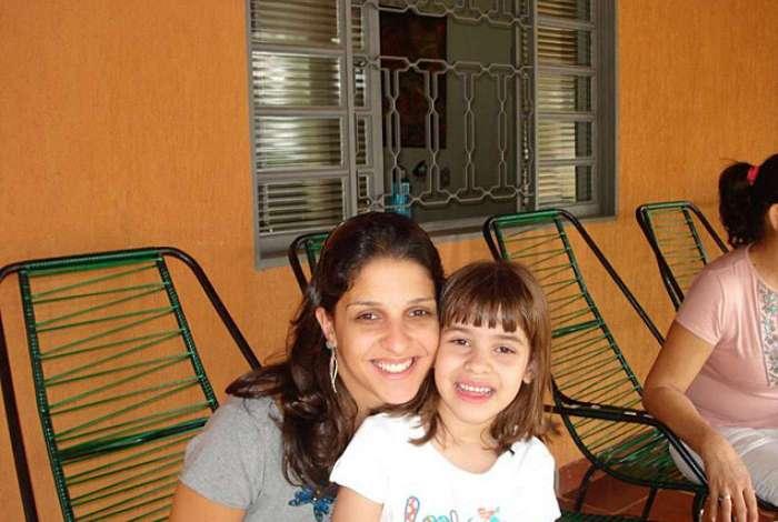 Ana Carolina Oliveira e Isabella Nardoni, morta em 2008
