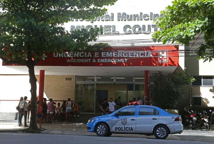 Vítimas chegaram a ser levadas para o Hospital Municipal Miguel Couto, na Gávea