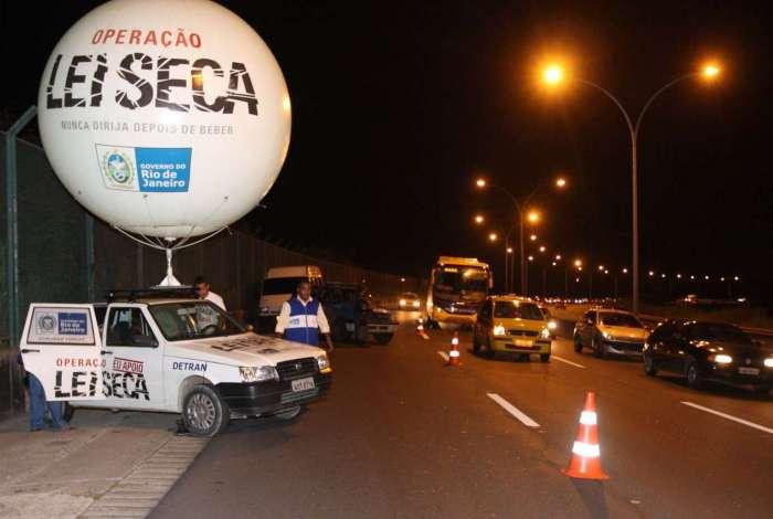 Mobilização Nacional das Operações Lei Seca do Brasil aborda mais de 19 mil motoristas
