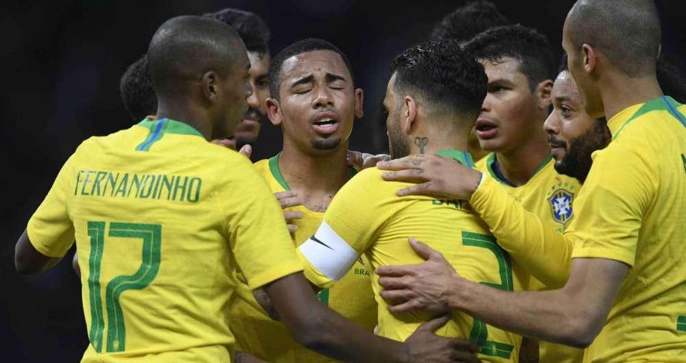 Com gol de Jesus, Brasil vence a Alemanha em Berlim