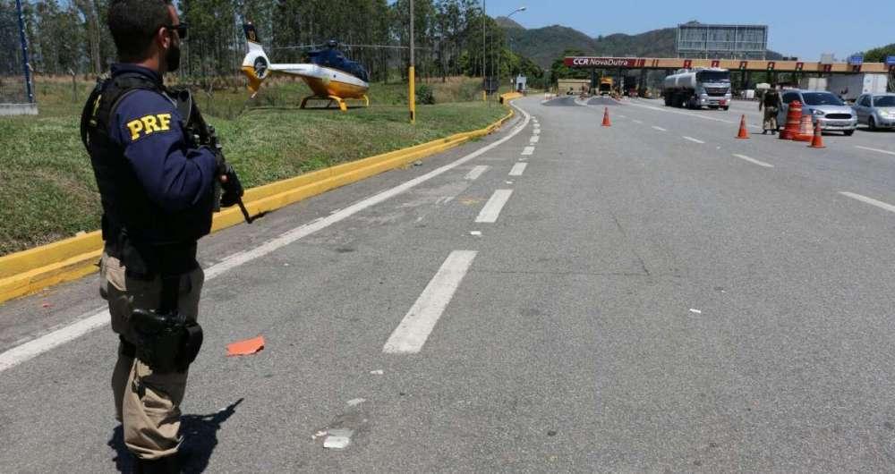 PRF inicia operação Semana Santa nas rodovias federais do Rio nesta quinta