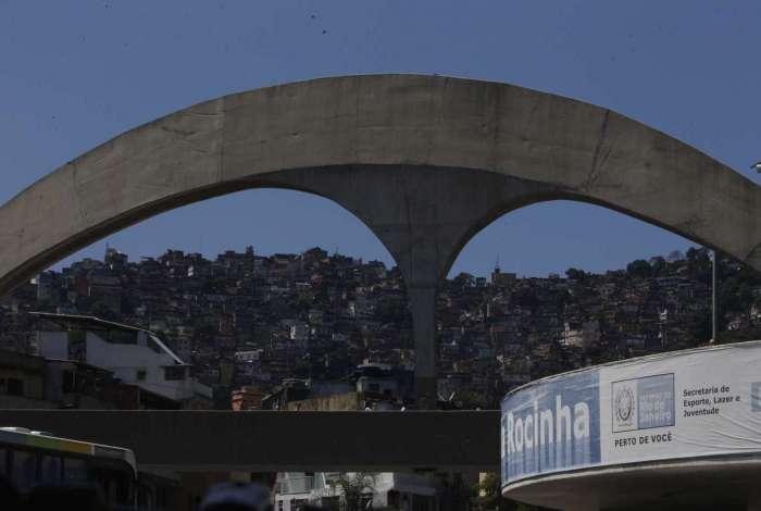 Rocinha tem terceiro dia seguido de tiroteios