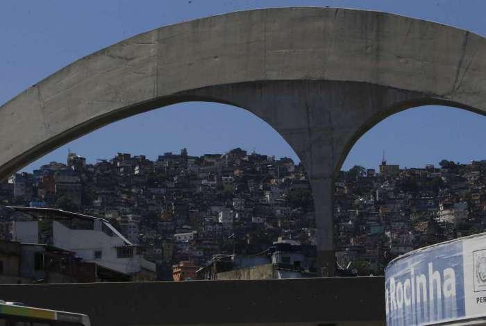Idosa estrangulou e matou marido na Rocinha