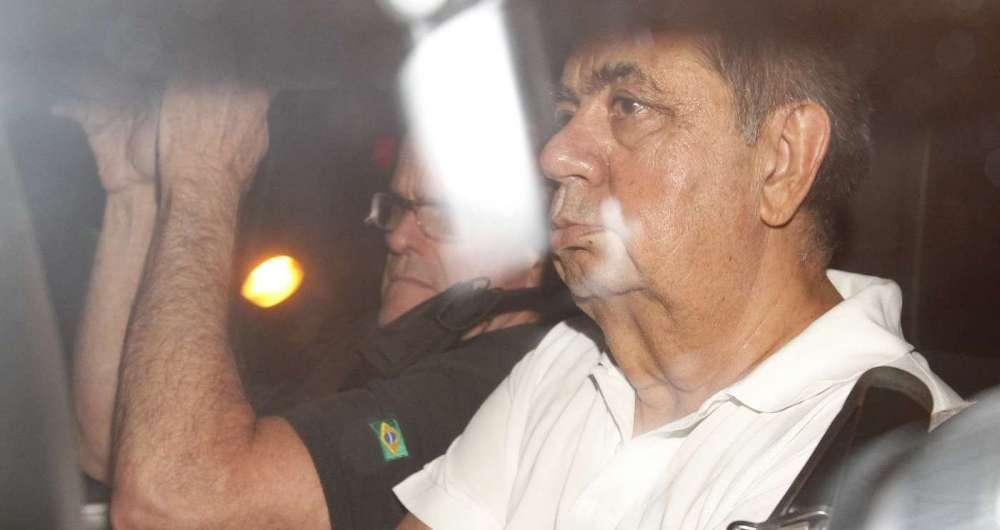 Jorge Picciani deixa presídio para cumprir prisão domiciliar