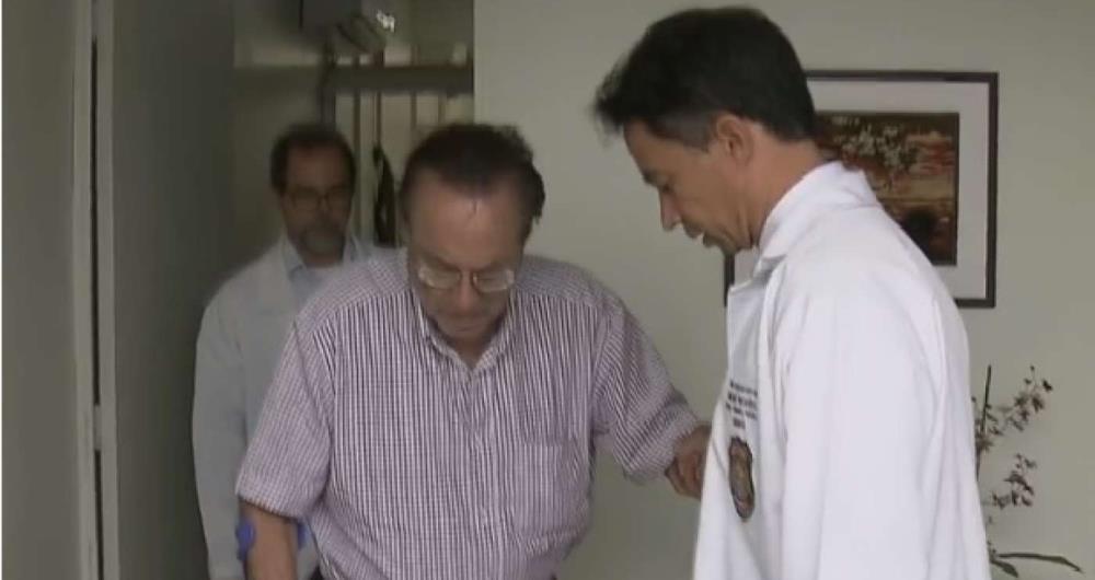 Resultado de imagem para Hospital diz que Maluf está com trombose venosa profunda e metástase