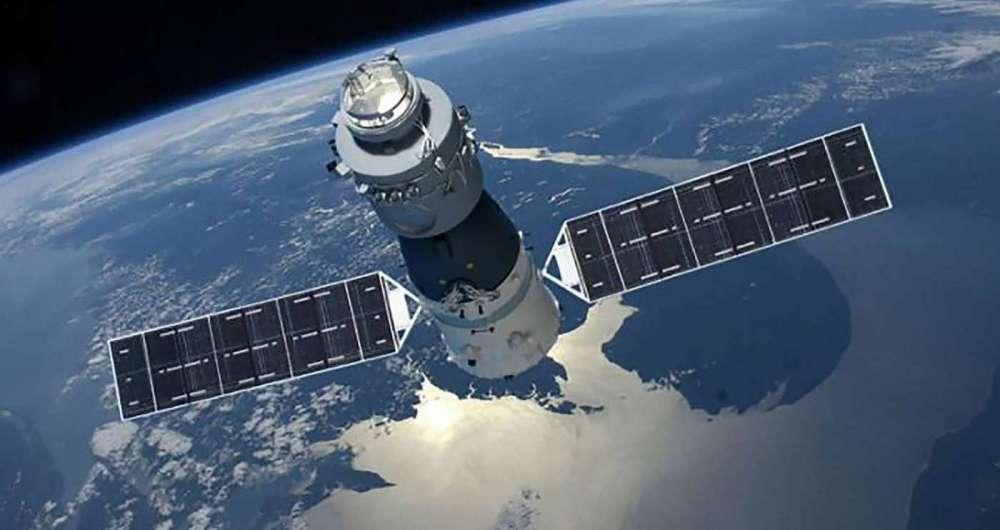 Faltam cinco dias para estação espacial chinesa atingir a Terra