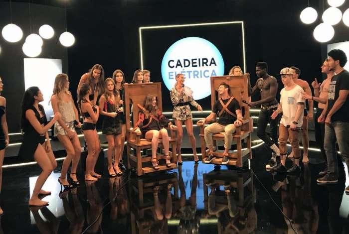 Renata Kuerten comanda uma das novas provas do 'Conex�o Models', da RedeTV!
