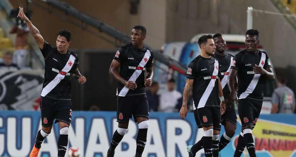 Vasco virou para cima do Fluminense e está na final do Carioca