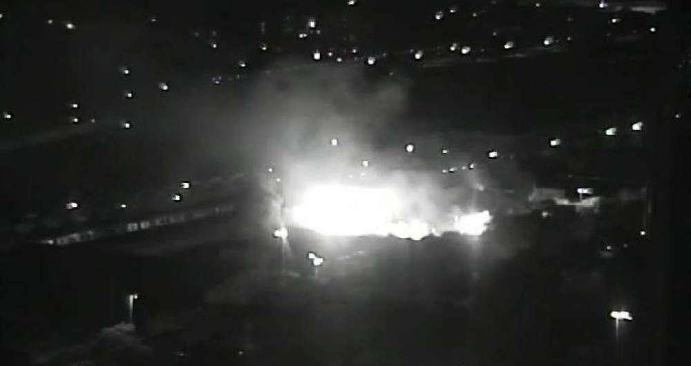 Incêndio atinge quadra da São Clemente, no Centro