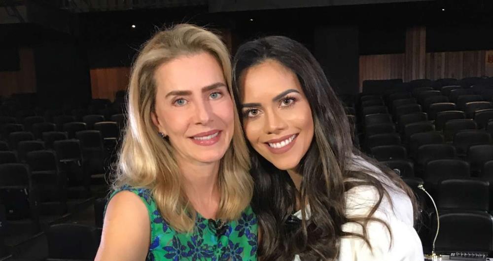 Maitê Proença e Daniela Albuquerque