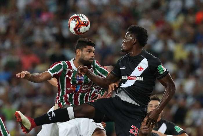 Fluminense e Vasco se enfrentam nesta quinta