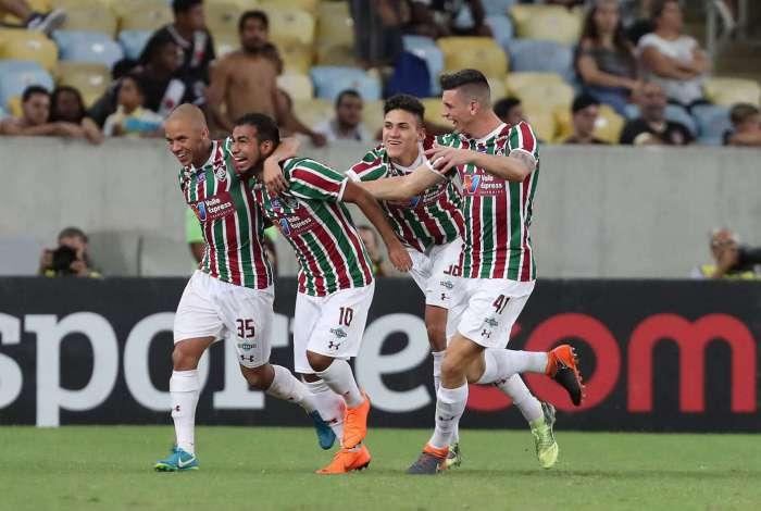 db20b4c405 Fluminense anuncia patrocínio de site conhecido por comparar preços ...