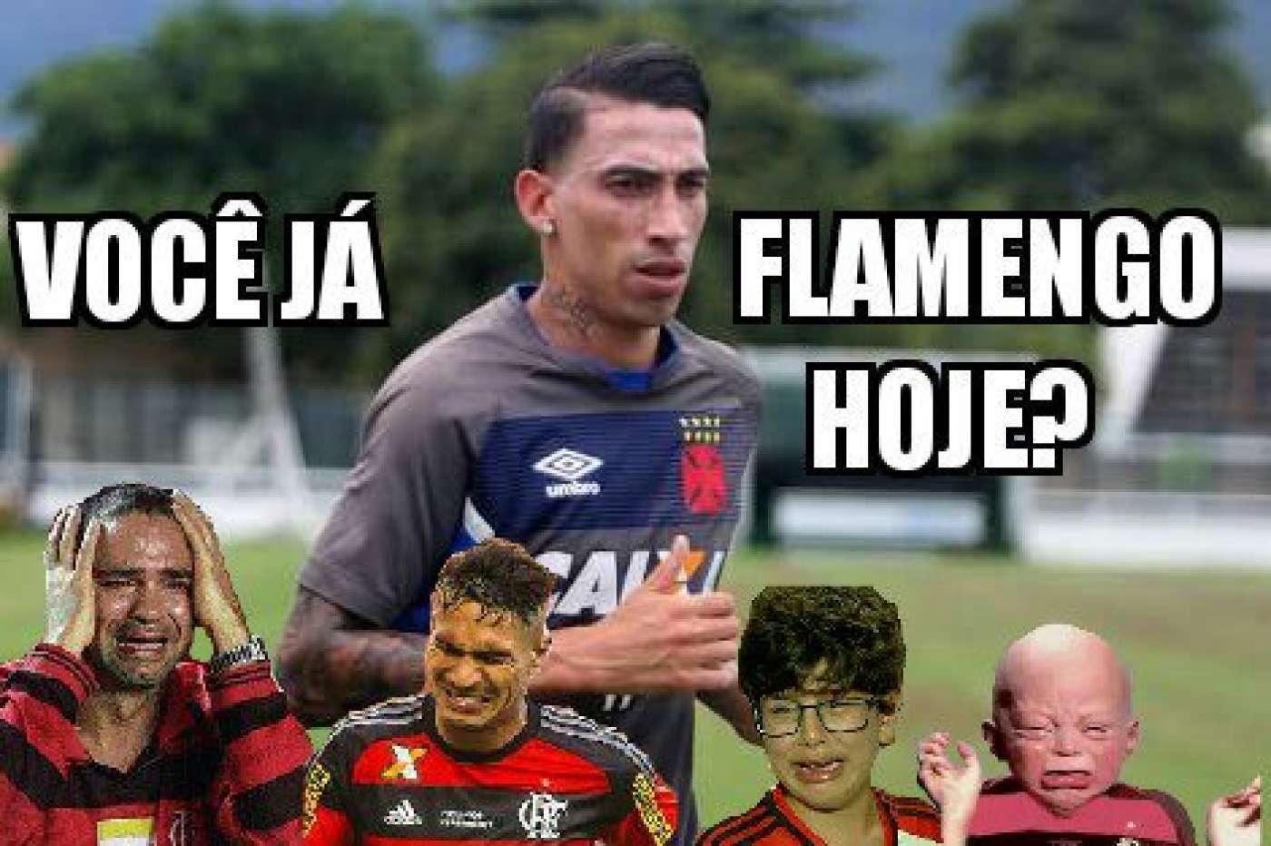 Memes invadem a Internet após eliminação do Flamengo e até ...