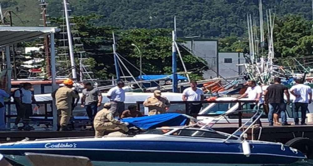 Acidente com lancha em Ilha Grande deixou dois mortos e dois feridos