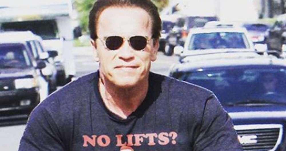 Schwarzenegger: est�vel