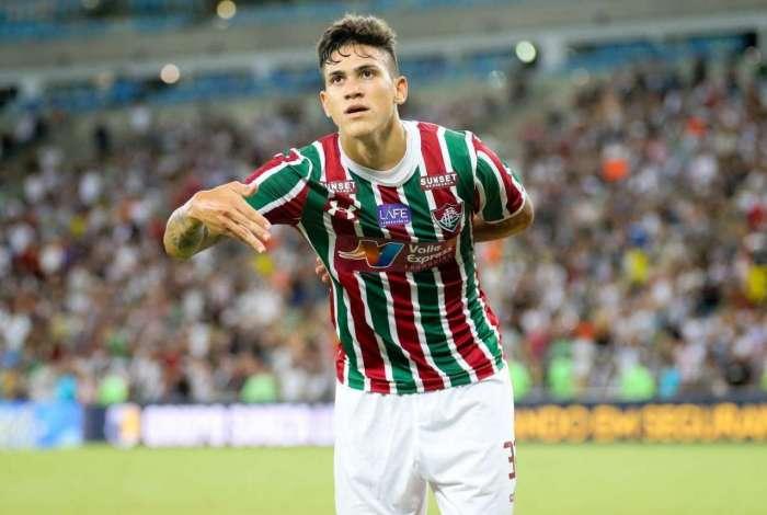 Pedro tem sete gols no Carioca