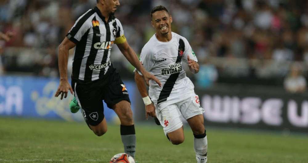 Botafogo e Vasco se enfrentarão novamente no domingo