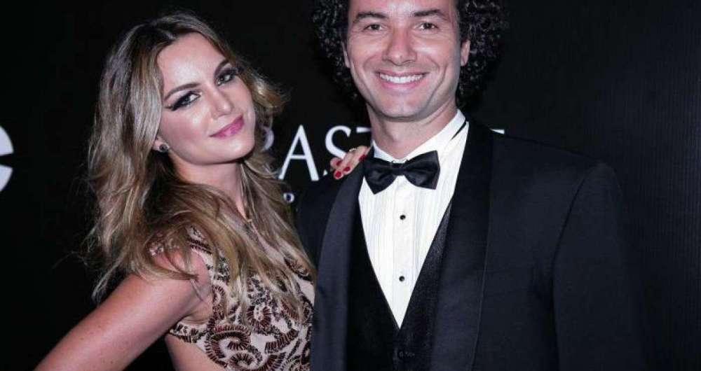 Marco Luque e Flavia Vitorino