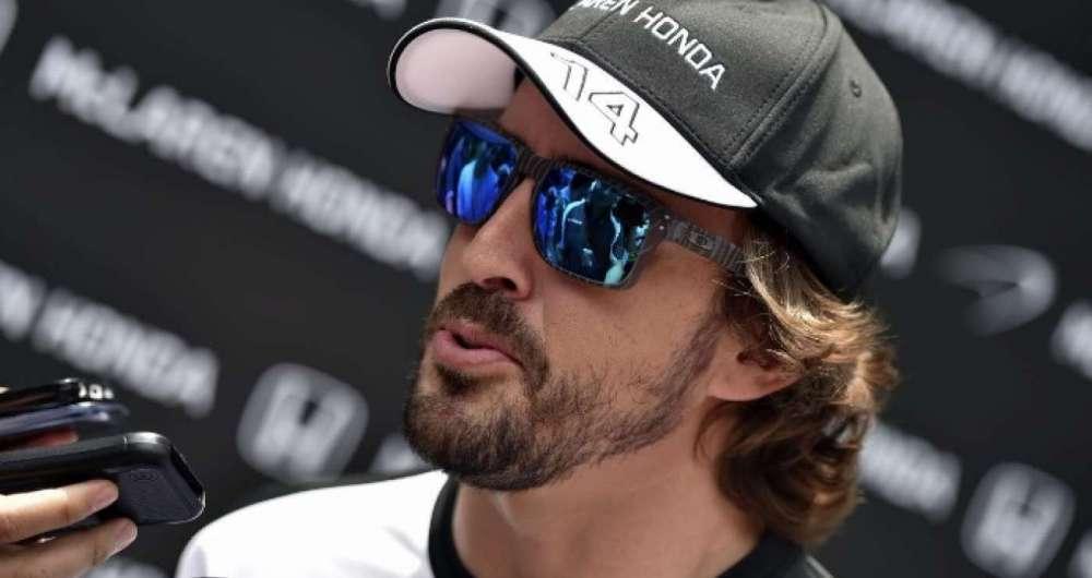 Fernando Alonso gostou do resultado