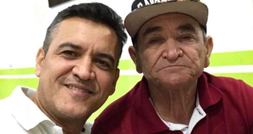 Ex-vereador Willhes Gomes da Silva e seu pai, conhecido como Ded�, morreram ap�s ca�rem em po�o de oito metros.