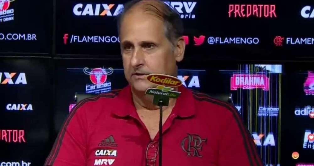 Carlos Noval assumiu cargo no Flamengo