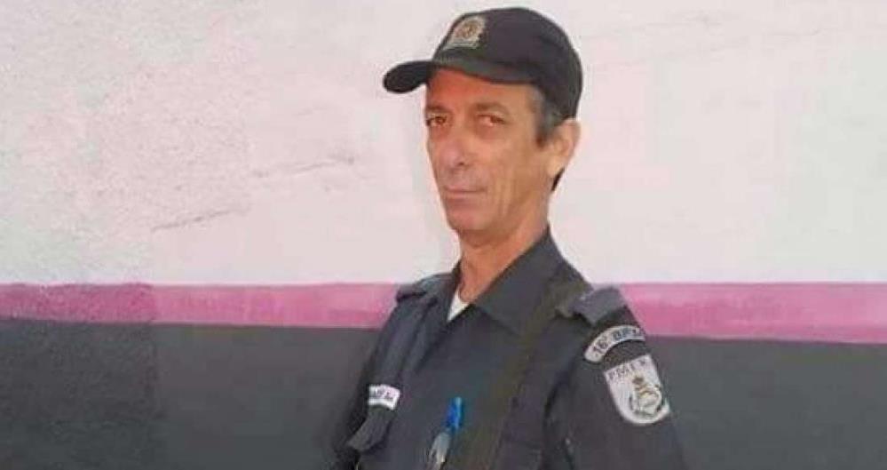 Subtenente Marcílio de Melo Ferreira, 54 anos, entrou na Polícia Militar em 1987