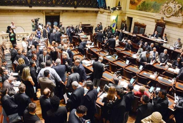 Câmara dos Vereadores do Rio analisará o projeto em votação final