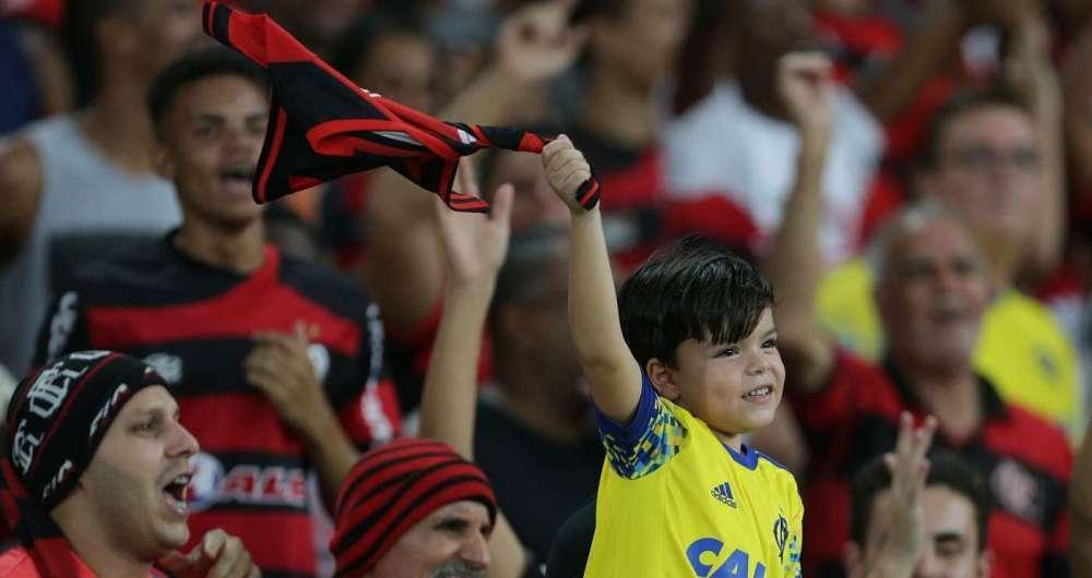 Torcida rubro negra segue a maior do Brasil