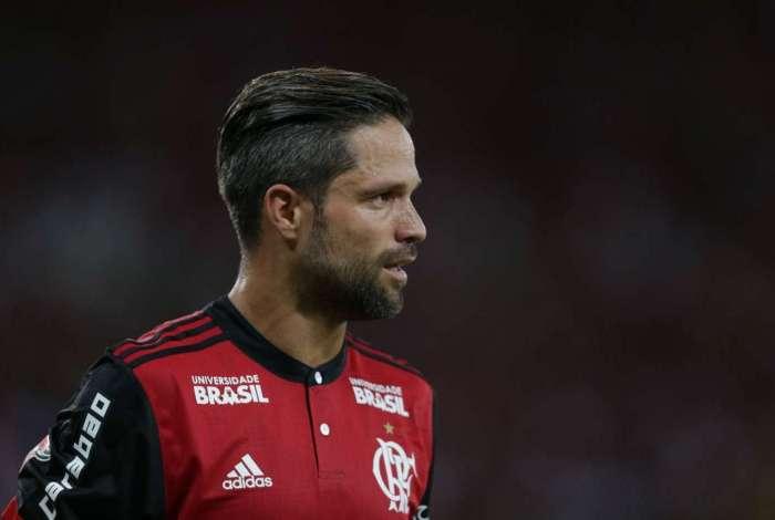 Diego desfalca o Flamengo na Copa do Brasil