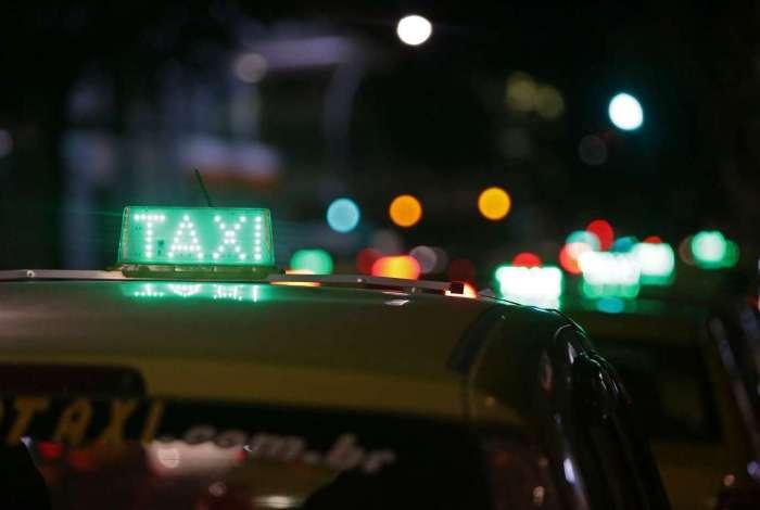 Alguns taxistas eram a favor da op��o para aumentar a demanda