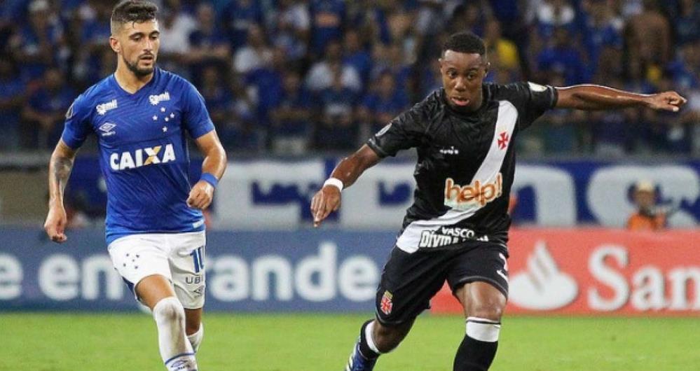 Vasco e Cruzeiro n�o sa�ram do 0 a 0