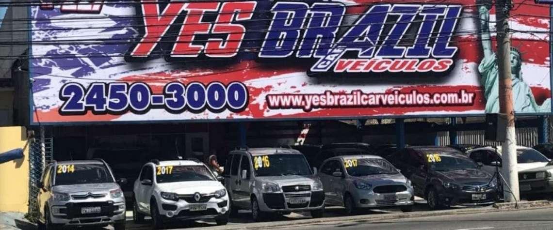 O cliente Adilson Santos elogia o atendimento feito pelos vendedores e pós-venda da multimarcas Yes Brasil, no Campinho